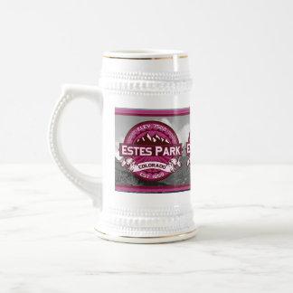 Estes Park Mug Raspberry
