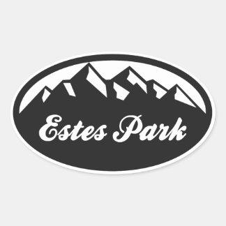 Estes Park Stickers