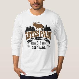 Estes Park Vintage Chocolate T Shirts