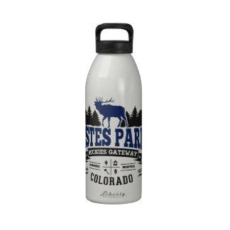 Estes Park Vintage Water Bottle