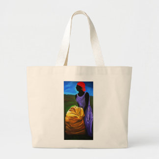 Esther 2008 large tote bag