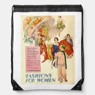 Esther Ralston 1926 silent movie exhibitor ad Cinch Bag