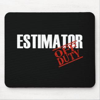 ESTIMATOR DARK MOUSE MAT