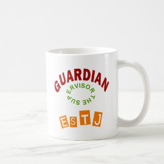 ESTJ Guardian personality type Coffee Mug