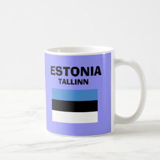 Estonia* EE Country Code Mug