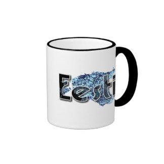 Estonia Ringer Mug
