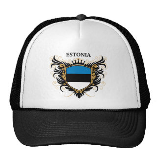 Estonia [personalize] cap