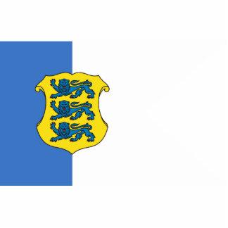 Estonia - Rear Admiral Estonia flag Photo Cutout