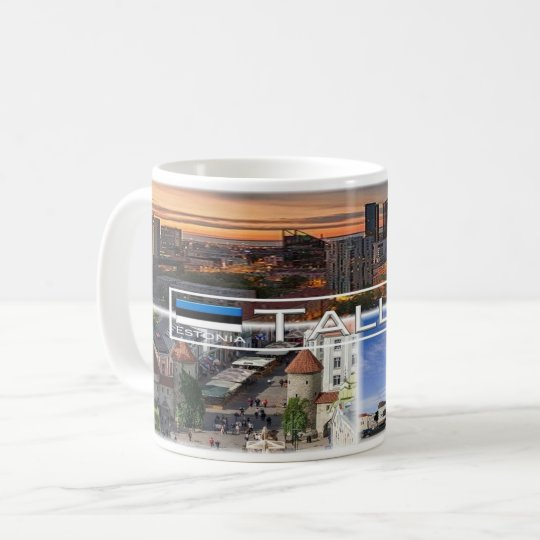 Estonia - Tallinn - Coffee Mug