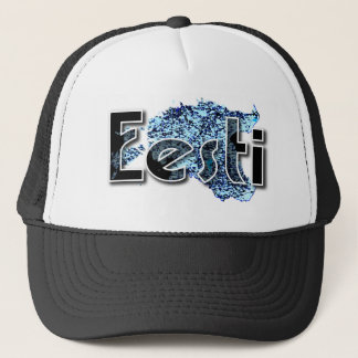 Estonia Trucker Hat