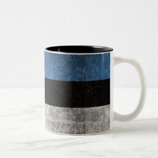 Estonia Two-Tone Coffee Mug