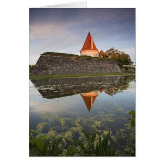 Estonia, Western Estonia Islands, Saaremaa Card