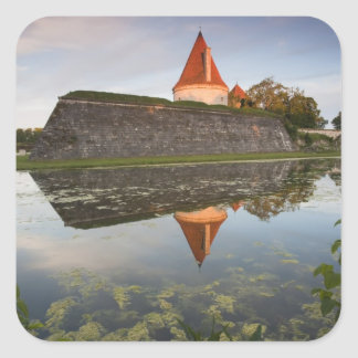 Estonia, Western Estonia Islands, Saaremaa Square Sticker