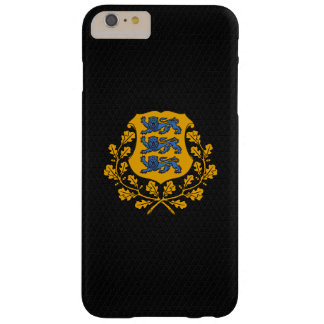 Estonian coat of arms barely there iPhone 6 plus case