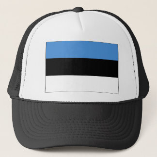 Estonian Flag Trucker Hat