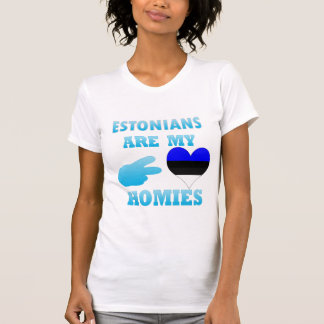 Estonians are my Homies T-Shirt
