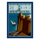 Estoril - Cascais Portugal Poster