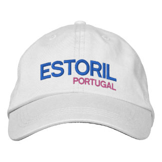 Estoril* Portugal Hat Эшторил Португалия шляпа Embroidered Baseball Caps
