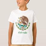 Estrada Mexican Eagle Tshirts