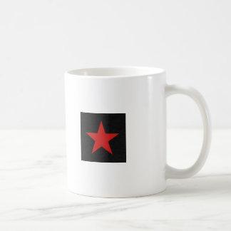 Estrela Vermelha Caneca