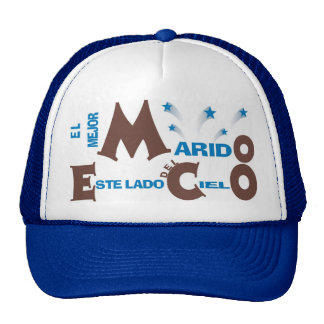 Estrella 5 Marido o© Castillo Mesh Hats
