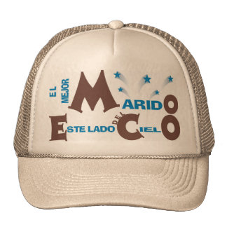 Estrella 5 Marido o© Castillo Trucker Hats