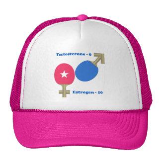 Estrogen Ping Pong Mesh Hats