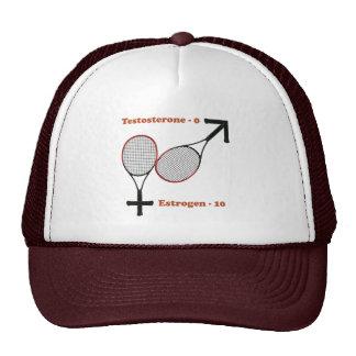 Estrogen Tennis Mesh Hats