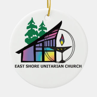 ESUC Christmas Ornament