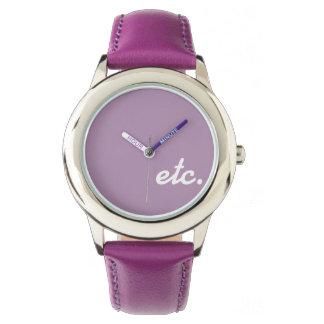 Et Cetera Watch