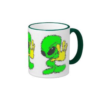 eT Coffee Mugs