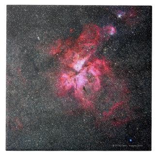Eta Carina Nebula Large Square Tile