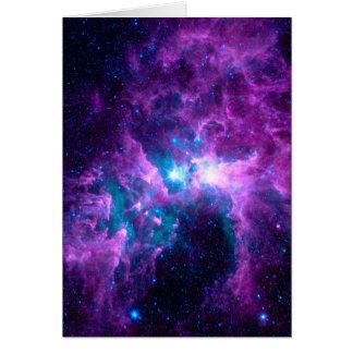 Eta Carinae Card