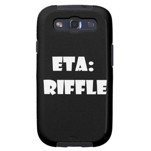 ETA: Riffle Galaxy S3 Covers