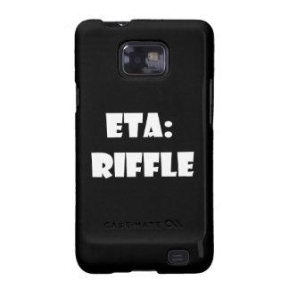 ETA Riffle Samsung Galaxy Cases