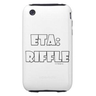 ETA Riffle iPhone 3 Tough Case