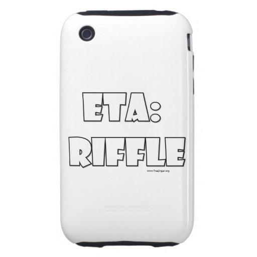 ETA: Riffle iPhone 3 Tough Case