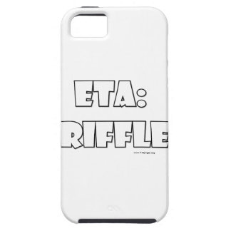 ETA: Riffle iPhone 5 Cases