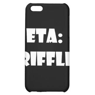 ETA: Riffle Cover For iPhone 5C