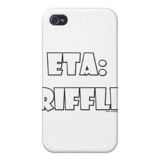 ETA: Riffle iPhone 4/4S Covers