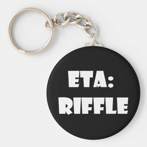 ETA: Riffle Key Chain