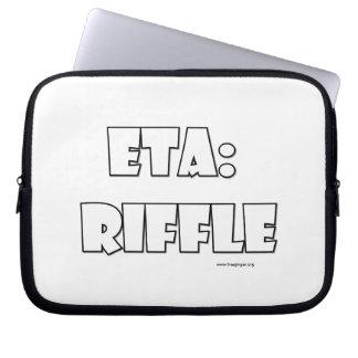 ETA Riffle Laptop Sleeve