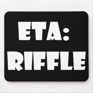 ETA: Riffle Mouse Pad
