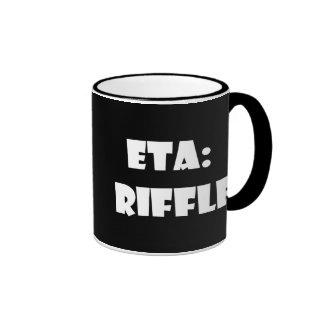 ETA: Riffle Coffee Mug