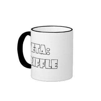 ETA Riffle Coffee Mugs