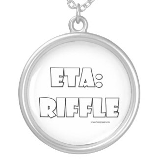 ETA Riffle Custom Jewelry