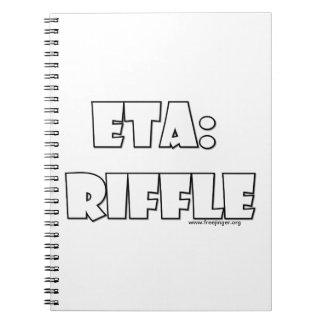 ETA Riffle Notebook