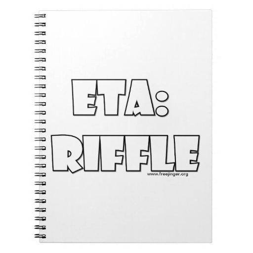 ETA: Riffle Notebook