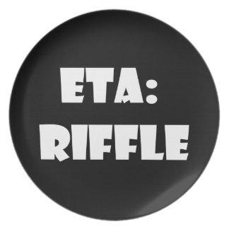 ETA: Riffle Party Plate