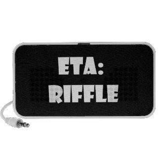 ETA Riffle iPhone Speaker